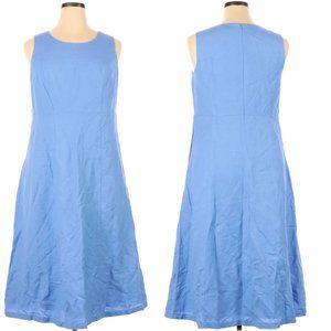 Jessica London Blue Casual Dress Size 14